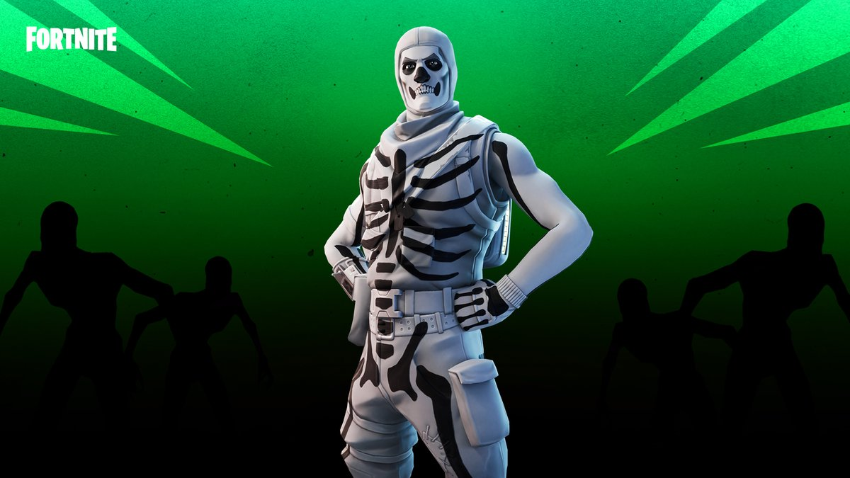 Fresh Skull Trooper Fortnite Account Ali A On Twitter The Skull Trooper Is Back Use Code Alia In The Store For A Shout Out Epicpartner