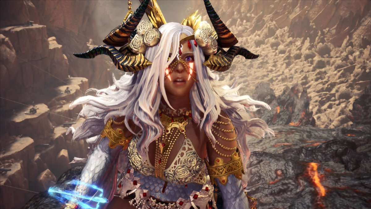 Monster Hunter On Twitter Slay The Magnificent Kulve Taroth To Earn And Upgrade The Critically Acclaimed Kjarr Weapons Master Rank Event Quest The Eternal Gold Rush Is Live Now Https T Co B6uf4mfmfw Kulve taroth essence when all pieces equipped. slay the magnificent kulve taroth