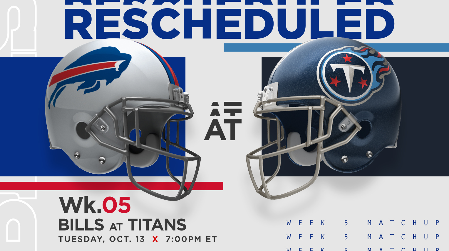 NFL moving Bills vs. Titans to Tuesday, plan contingent on negative Covid  tests - Fingerlakes1.com