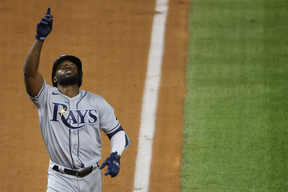 Left Fielder Randy Arozarena Gives Glory to God as Tampa Bay Rays Move Closer to World Series