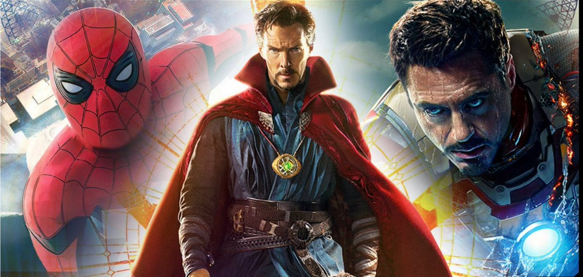 Benedict Cumberbatch's Doctor Strange Joins Spider-Man 3