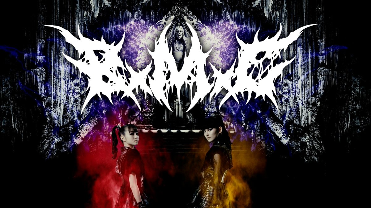 『BxMxC』ミュージックビデオ公開!! BxMxC Music Video Revealed !  youtu.be/ng8mh6JUIqY  #BABYMETAL #BxMxC