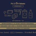 ▶️ Conversamos con la actriz majorera @Mariam_Hernan, viajamos a León para conocer la cocina del @Restdelirios y disfrutamos de un Trinidad Media Luna con @AngelGM87.   🔊 Ivoox: https://t.co/VdwGG7s9QI  🔊Spotify: https://t.co/sHEAhAsUgu  🔊Apple Podcast: https://t.co/XKKtxkt6fq
