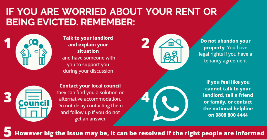 We have joined forces with @crisis_uk to launch the #NoGoingBack campaign. The campaign is urging those at risk of housing crisis to follow essential advice and know their rights to prevent people ending up on the streets this winter. Visit https://t.co/yXjgpIAMZi for more info. https://t.co/EeCVJS54tm