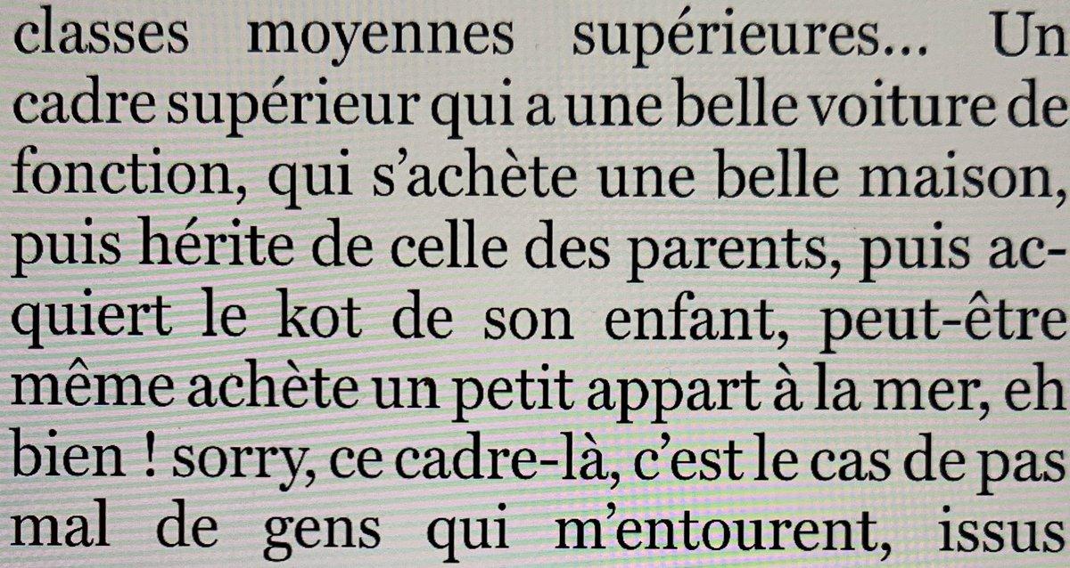 Et qui dit ça ? Interview #déconnection dans Le Soir ce jour #lavraievie #peutêtremême #MR https://t.co/KW43HqKPdm