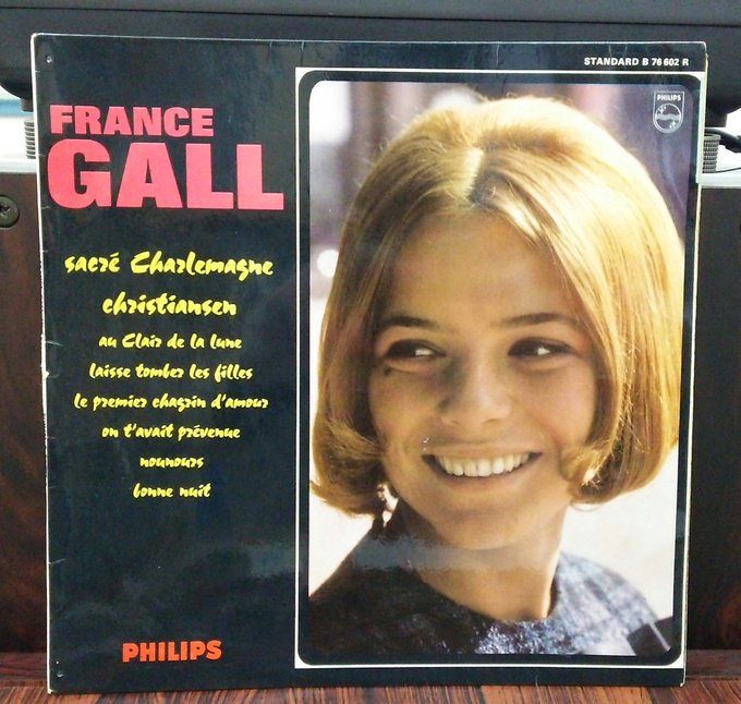 Happy birthday!  France Gall John Lennon John Entwistle        3
