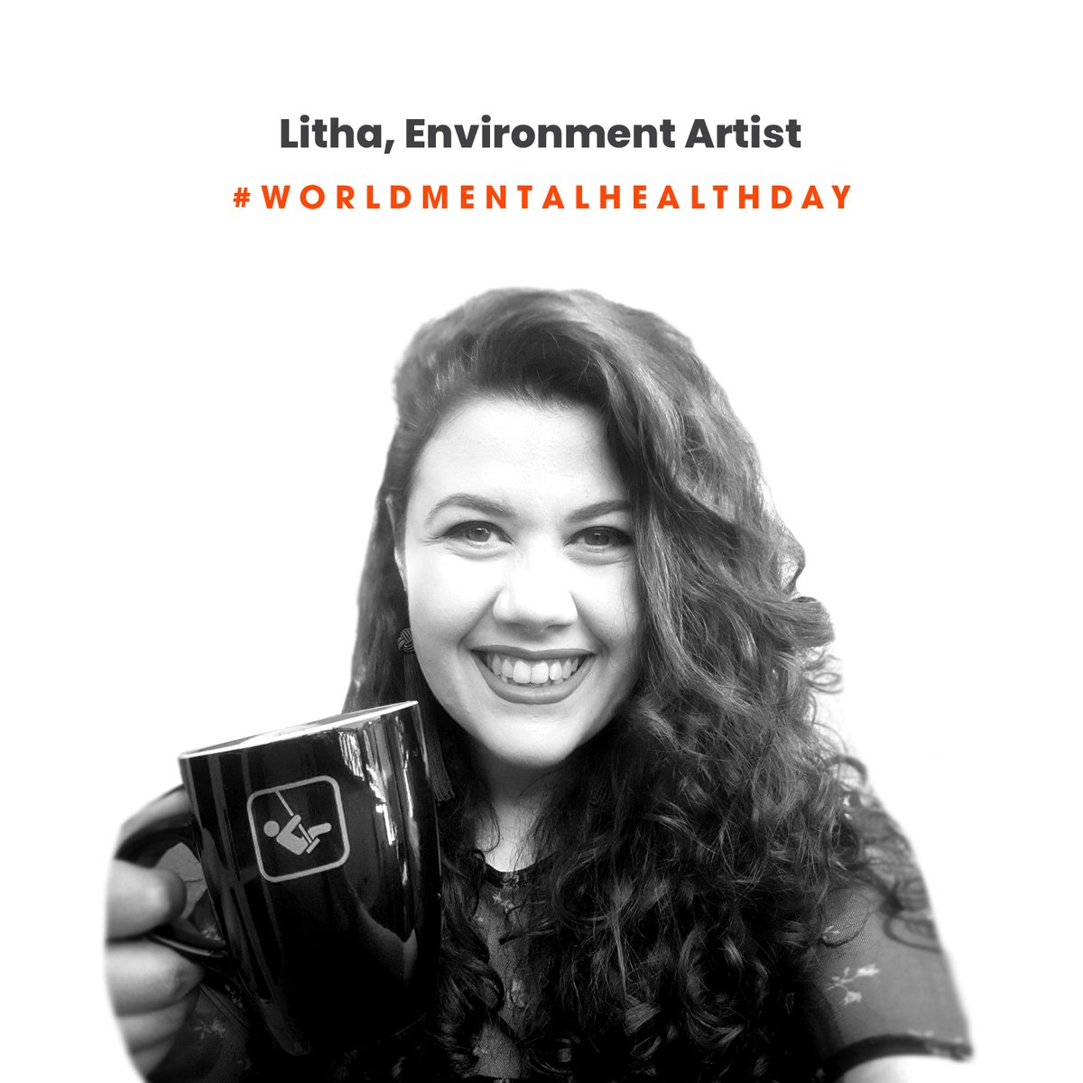 In the first of our #worldmentalhealthday chats with the Playground Games team we have Litha. Remember to take a moment to reflect and ask yourself, as well as others, how are we doing. https://t.co/PKrMQ7PRzl