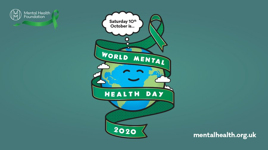 📢Tomorrow is #WorldMentalHealthDay 💚This year's theme is 'mental health for all'🌎  ❓What does World Mental Health Day mean to you?  👉Find out ways to get involved here: https://t.co/C0Wi8Dh1tS https://t.co/dwphcL00T1