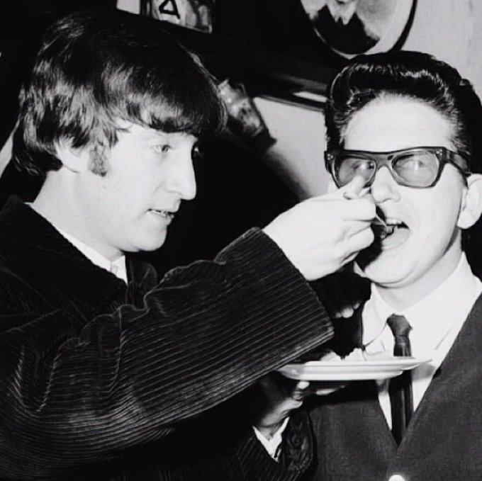Happy Birthday John Lennon!  Born October 9th, 1940