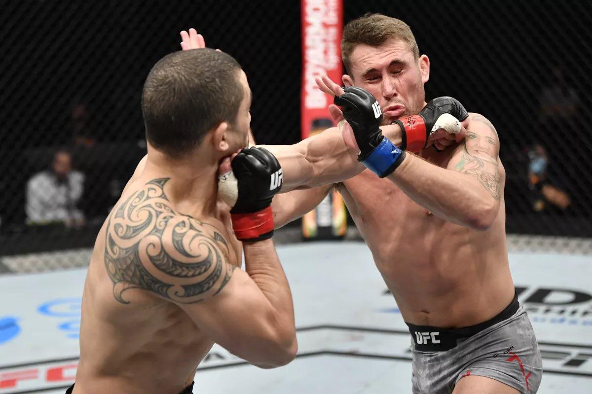 Battle. Honour. Glory. #ufc254 @ufc @UFC_AUSNZ https://t.co/ENrdONflPX