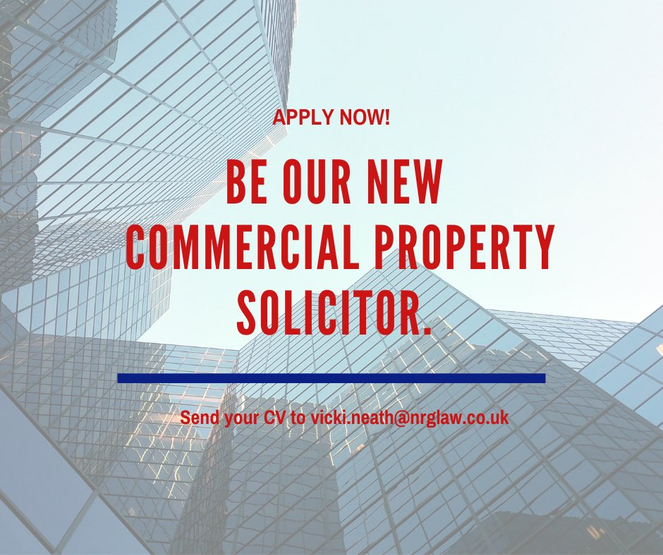 test Twitter Media - WE ARE HIRING!                                   Job role: Commercial Property Solicitor                                                            For full details click here: https://t.co/r9pyTFkuvS #propertylaw #bristollawyer #commerciallaw #nowhiring https://t.co/gdEo0WA8FI