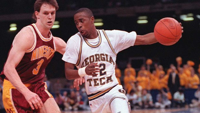 Happy 50th Birthday to NYC Playground Legend and Georgia Tech standout, Kenny Anderson!!! -