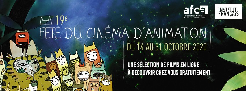 L'@IFParis fait voyager la Fête du cinéma d'animation en mettant à disposition du réseau culturel français à l'étranger et de ses publics des courts et longs métrages d'animation gratuitement : https://t.co/VyLtqvxlD3  -  @FNFA_afca @naiaproduction @TeamTOstudio #DynamicArtVision https://t.co/MNLdecGoYm
