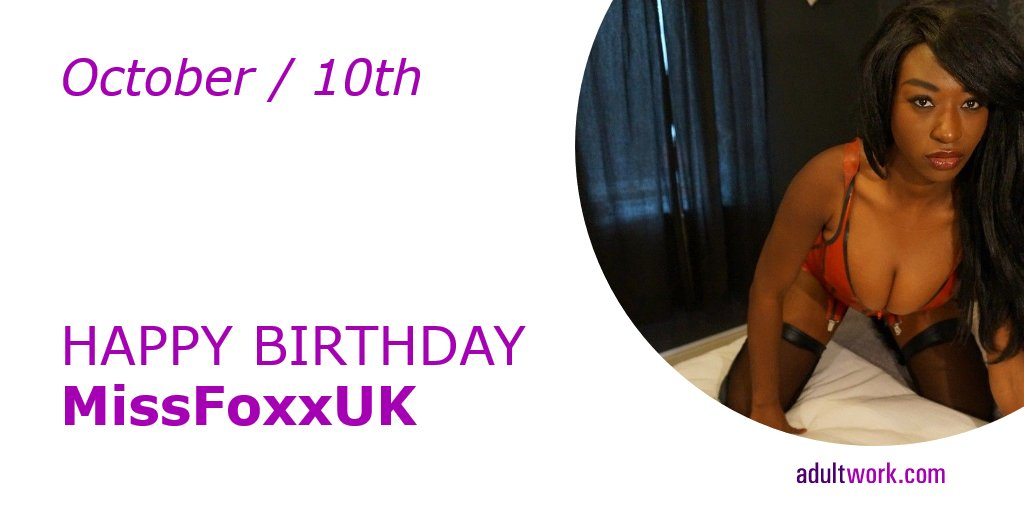 Happy Birthday @MissFoxx_FD  Have a great day!   https://t.co/yomOIplgNP  #Birthday #AdultWork https://t.co/u8ydpI1cof