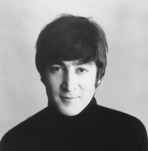 Happy birthday John Lennon!  His music will be remembered forever