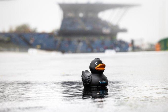 Nurburgring recibe con su peor cara a la Fórmula 1 ni libres 1 ni 2, todos cancelados
