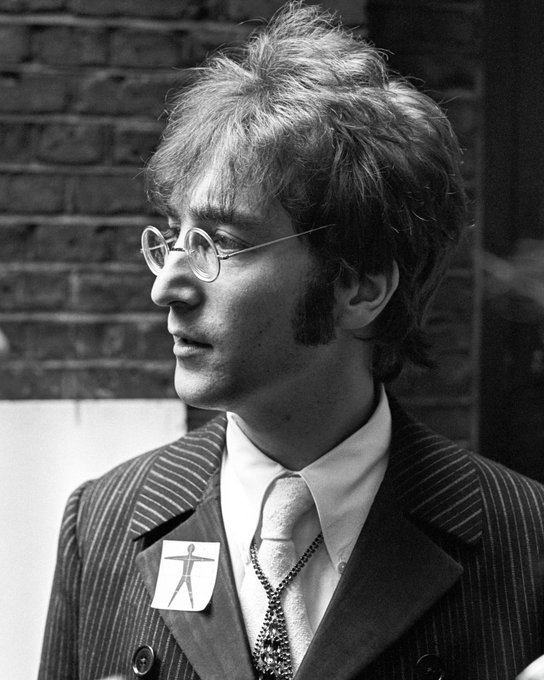Happy birthday to John Lennon who would have been 80 today.