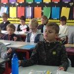 Image for the Tweet beginning: Pegasus participating in Schools Sit