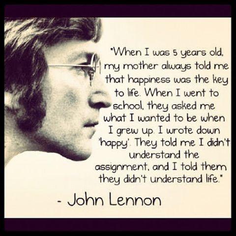 Happy 80th Birthday John Lennon
