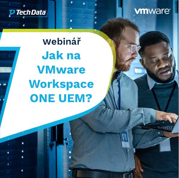 Jak prodávat #VMware Workspace ONE, jak identifikovat vhodného zákazníka, jaké jsou klíčové výhody a jak probíhá nasazení? To vše se dozvíte na našem dalším webináři příští čtvrtek 15. 10. 2020 od 14:00 hodin. Registrovat se můžete zde: https://t.co/IFFDmapZG0 https://t.co/RrQjRvffk0