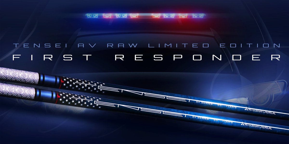 "The TENSEI™ AV RAW ""First Responder"" Shaft has arrived.  Online Sales are Now Open!   Click link below to learn more or order:  https://t.co/O3cAd1UWLn  IMPORTANT: Due to limited inventory, we are unable to guarantee availability of all weights and flexes after sales open. https://t.co/sE8IgSyz9U"
