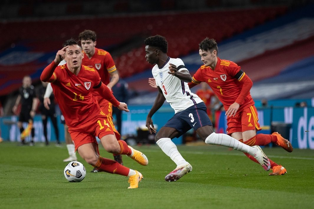 A massive achievement for me last night making my full England debut ! What an absolute privilege 🙏🏿 I would like to thank everyone for the support and messages ❤️ The journey continues...