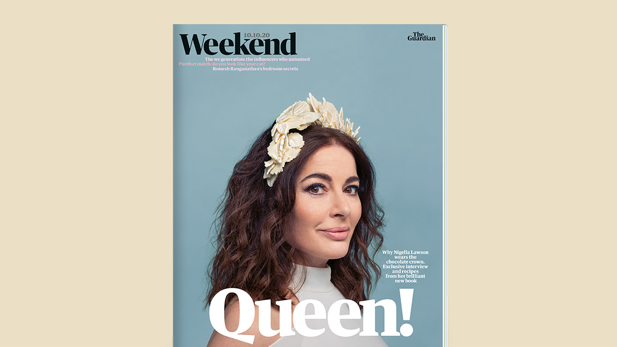 Out tomorrow! In an exclusive interview with @guardianweekend @Nigella_Lawson speaks to @HadleyFreeman about her solo lockdown, surviving loss, and how she's found happiness at last. Plus, delicious recipes from her new book Cook, Eat, Repeat. https://t.co/pkF8SV5C0U