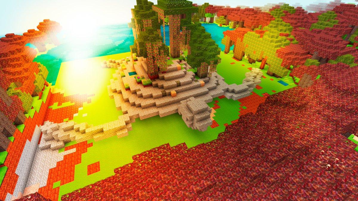Игра Realmcraft 3D 5.0.0: что нового?