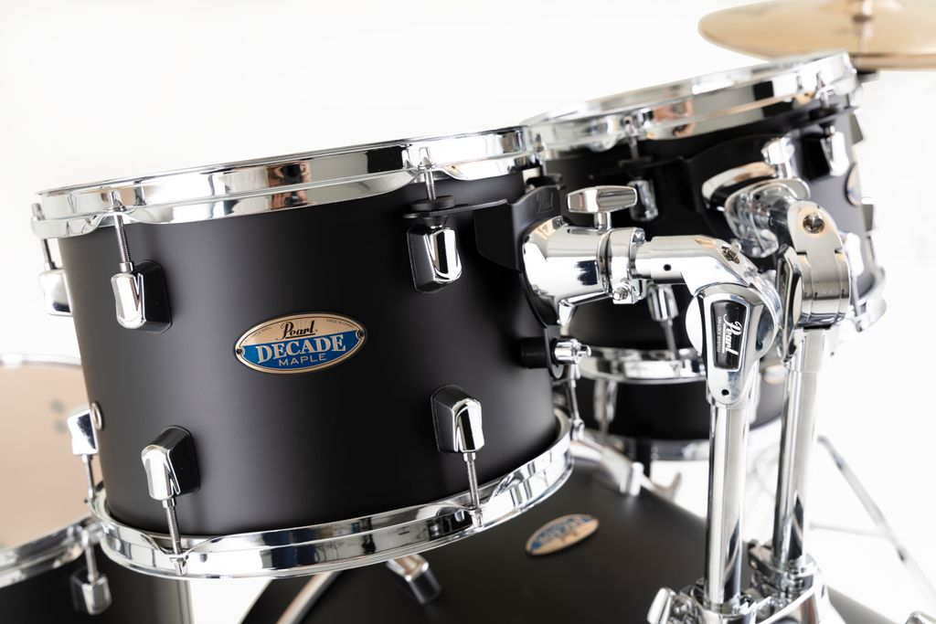 A Drum Kit 10 years in the making.  It's time for the world to hear your drumming voice. Decade Maple series drums put all the vital tools in your hands for pure drumming greatness.  Practice time is over. The 100% Maple kit for a whole range of players. https://t.co/33jtzhLekN https://t.co/sAYb7JVrCN