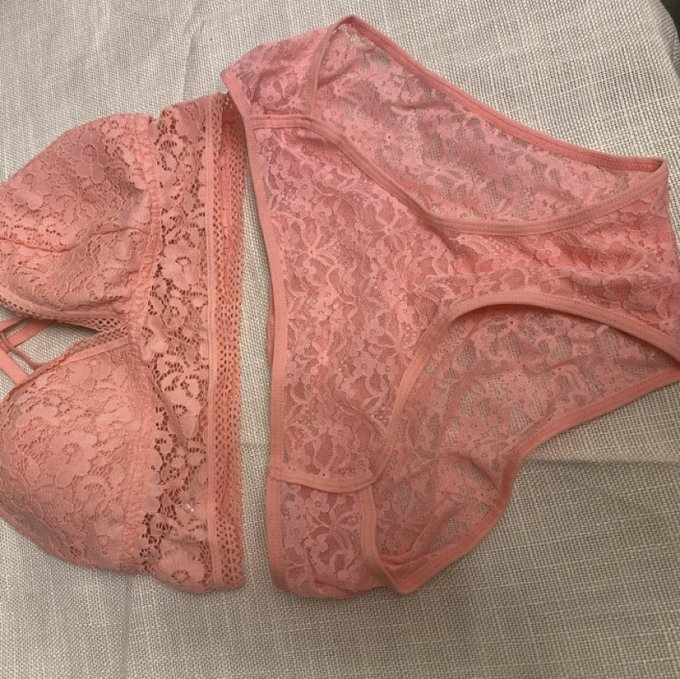 Yay! I just sold my Store Item: See through pink bikini style set! Check it out here https://t.co/HokK1NC4UA