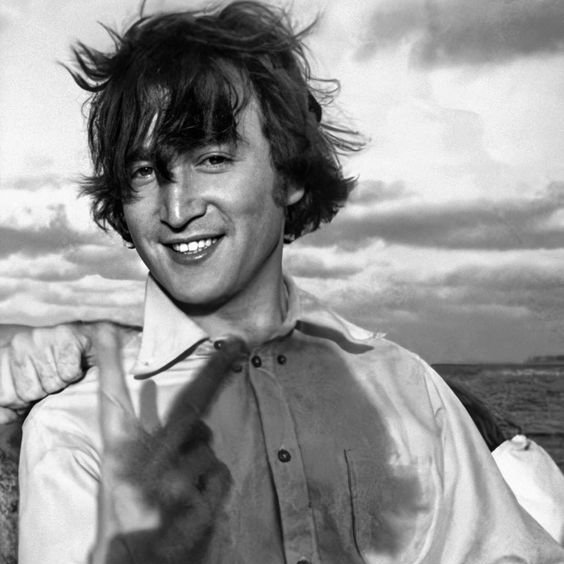 Happy birthday john lennon, you were a musical genius with a beautiful soul