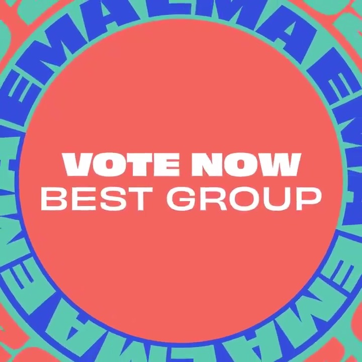 Which #MTVEMA Best Group do you stan 4 life?!! 💗 Make sure to vote if you want your fave to win!!   ✨ @5SOS   ✨ @BLACKPINK  ✨ @BTS_twt  ✨ @chloexhalle  ✨ @CNCOmusic  ✨ @LittleMix