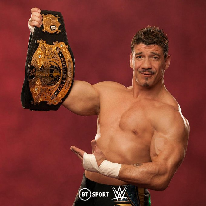 Happy birthday Eddie Guerrero! A true icon in the wrestling world. Rip