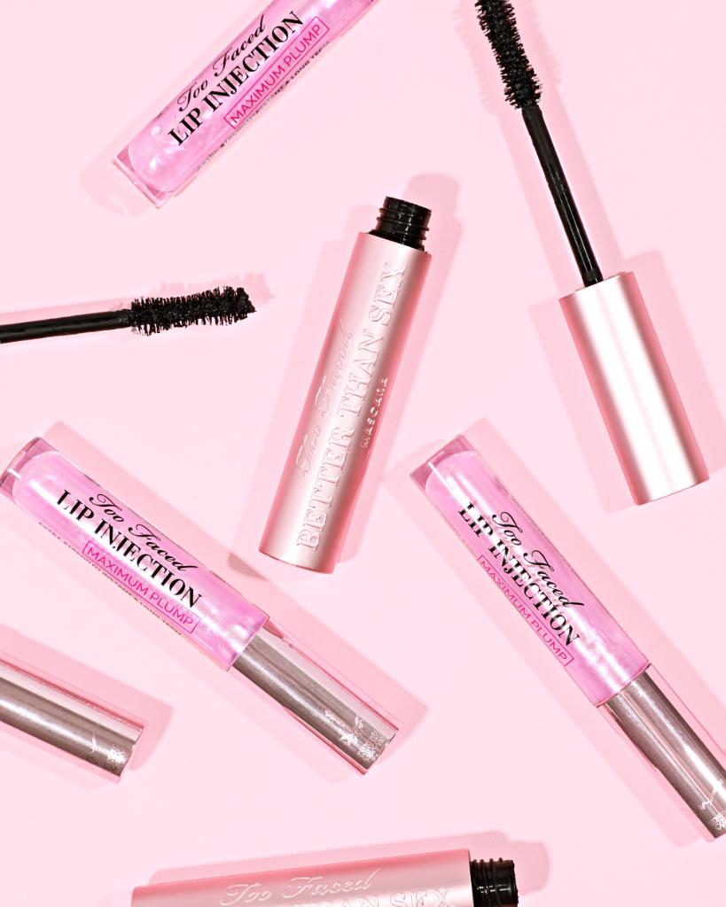 A match made in heaven! 💖 Plump up the volume on your lips & lashes with our Better Than Sex Mascara and Lip Injection Maximum Plump! Tag a bestie who needs this iconic duo! Shop it here: https://t.co/DkfpT74ZI2 #toofaced https://t.co/eQrchOe4iy