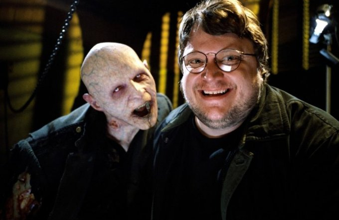We\d like to wish a very happy birthday to Guillermo del Toro!