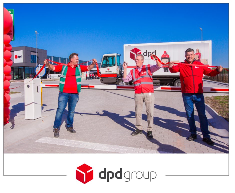 .@dpdNL has opened a new #depot near #Amsterdam, increasing the capacity by 60% and creating 100 new jobs! The new centre uses the latest #technology, including the most energy efficient sorting machine of its class. Click here to find out more 👉  https://t.co/XOiNeTomys https://t.co/dGFDX6Q9WQ