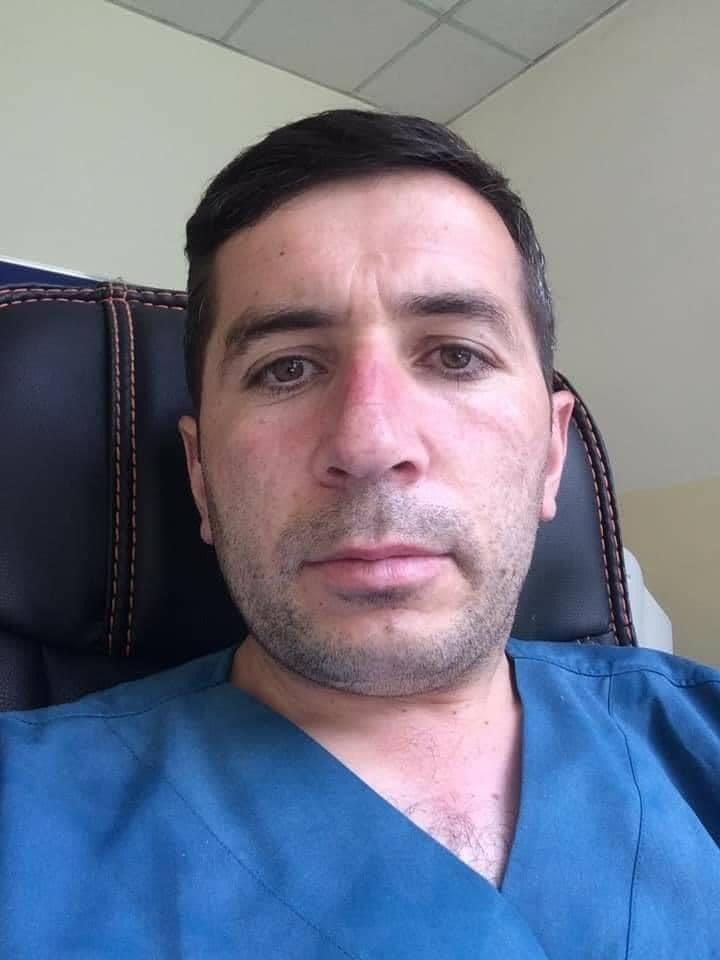 آدم ربایان محب بارکزی از پزشکان لایق و محترم کشور را ربوده اند و از سرنوشت او اطلاعی در دست نیست. #امنیت #کابل @AmrullahSaleh2 @andarabi