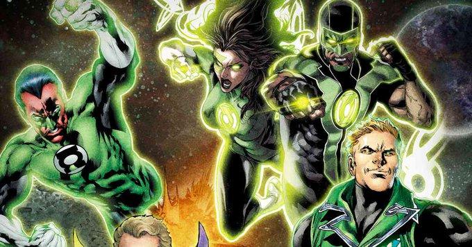 Série Live Action Do Lanterna Verde