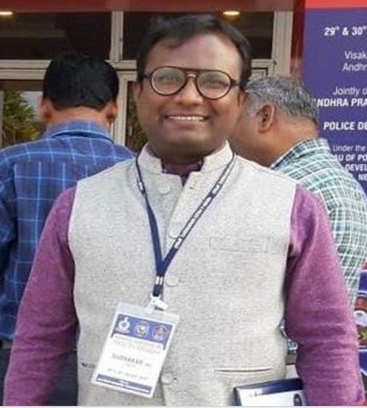 We are shocked by the untimely demise of Sh Sudhakar Shinde, #IAS(Tripura:2015) due to #COVID__19. He did exemplary work in Prison reforms. Our condolences to his family members. May the Soul RIP 🙏