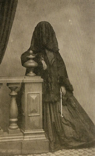 🪦 Victorian mourning: A THREAD 🪦