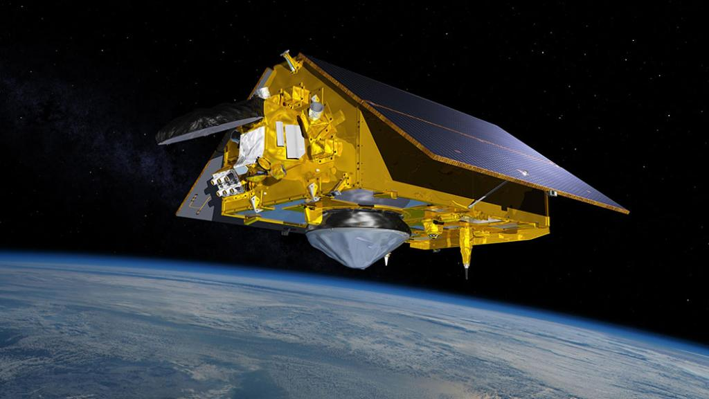 The Sentinel-6/Michael Freilich satellite will collect precise measurements of ocean levels around the world. Tune in on Fri., Oct. 16 at 10am ET, as @Dr_ThomasZ & managers from NASA & partner agencies give an overview of this joint U.S.-European mission: go.nasa.gov/3jQDUxG