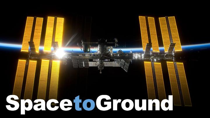 This week on #SpaceToGround: ⚙️ The @Space_Station welcomed @NorthropGrumman's #Cygnus spacecraft carrying on board ~8,000 pounds of hardware and supplies. 🚀 In Baikonur, astronaut Kate Rubins and her crewmates prep for their launch next week. Watch: youtu.be/AUwg13FvkX8