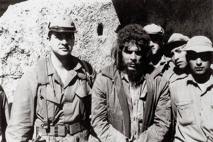 "#OtD 9 October 1967, Argentinian doctor and revolutionary Ernesto ""Che"" Guevara, who had been wounded and captured, was summarily executed in Bolivia by the country's special forces https://t.co/I4qcLULSmE"