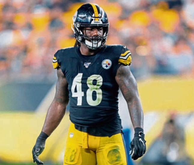 """Steelers' Bud Dupree Says The Steelers Are """"The Lakers of Football"""""""