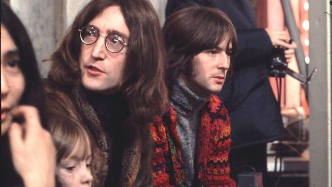 Happy 80th birthday to the legendary John Lennon! (With Yoko & Eric Clapton)