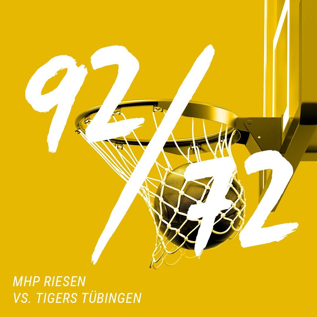 MHP RIESEN Ludwigsburg @MHP_RIESEN