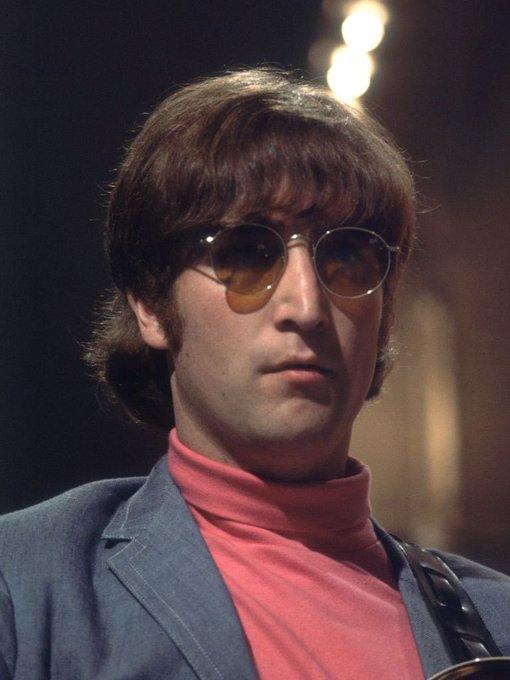 Happy Birthday to the legend John Lennon truly the GOAT