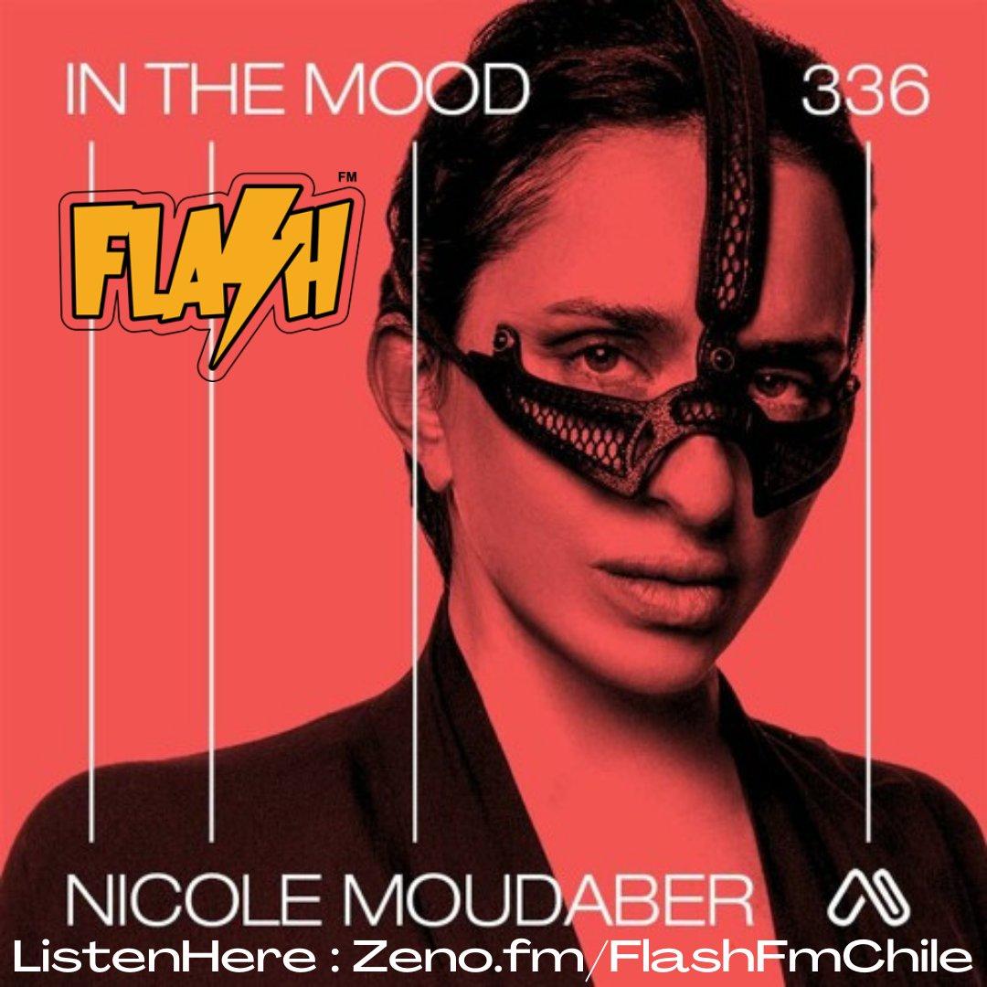 #InTheMood by @NicoleMoudaber   #NowPlaying #OnAirNow #viñadelMar #chile #EnVivoAhora . #House #DeepHouse #TechHouse #Techno #MelodicHouse ListenHere : https://t.co/VnBi16cZJa ▶️⚡️🙌😁❤️🇨🇱🌎 https://t.co/xNel2wIhsR
