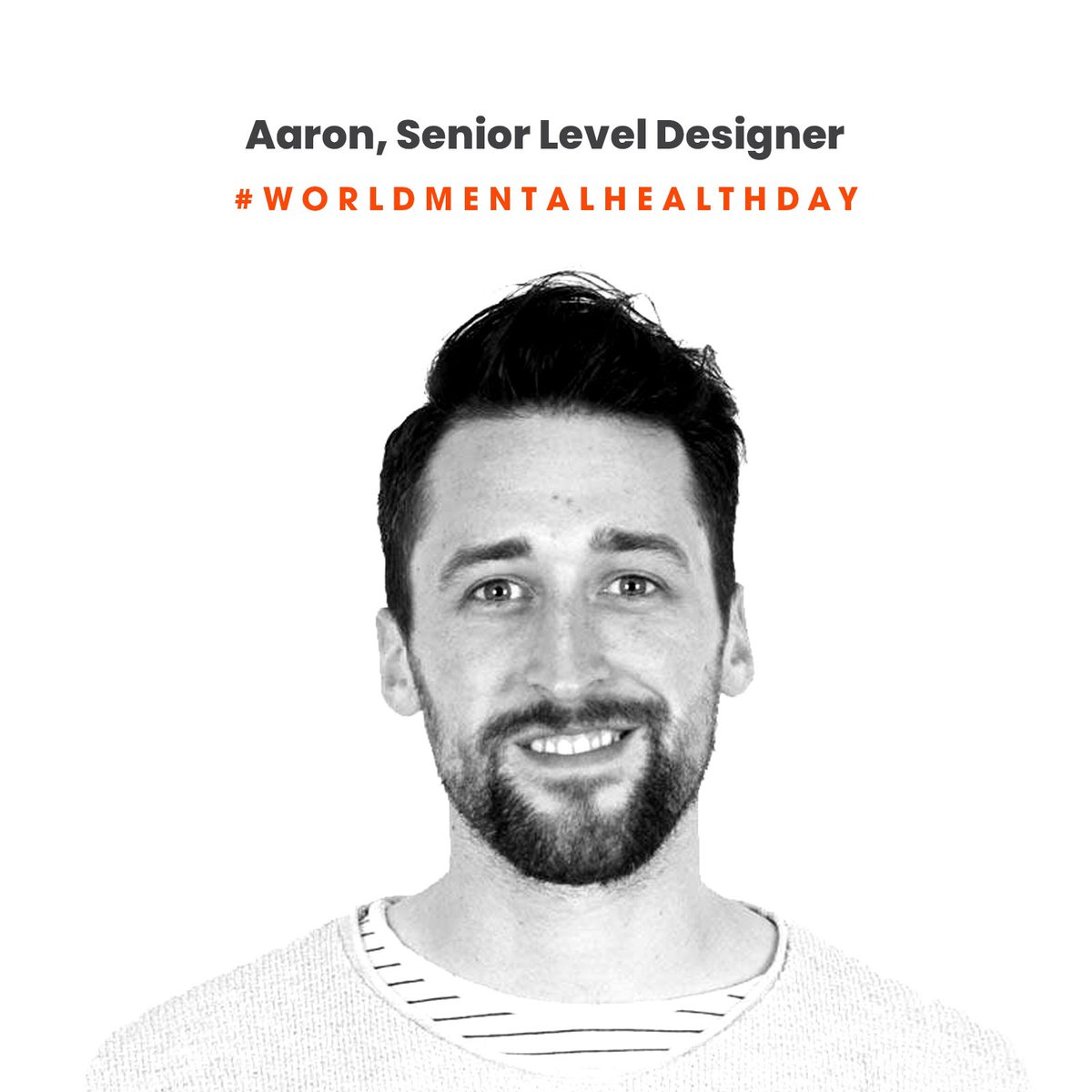 For the second of our #worldmentalhealthday chats with the Playground Games team we have Aaron. Remember to take a moment to reflect and ask yourself, as well as others, how are we doing. https://t.co/d7cyRvdq6U