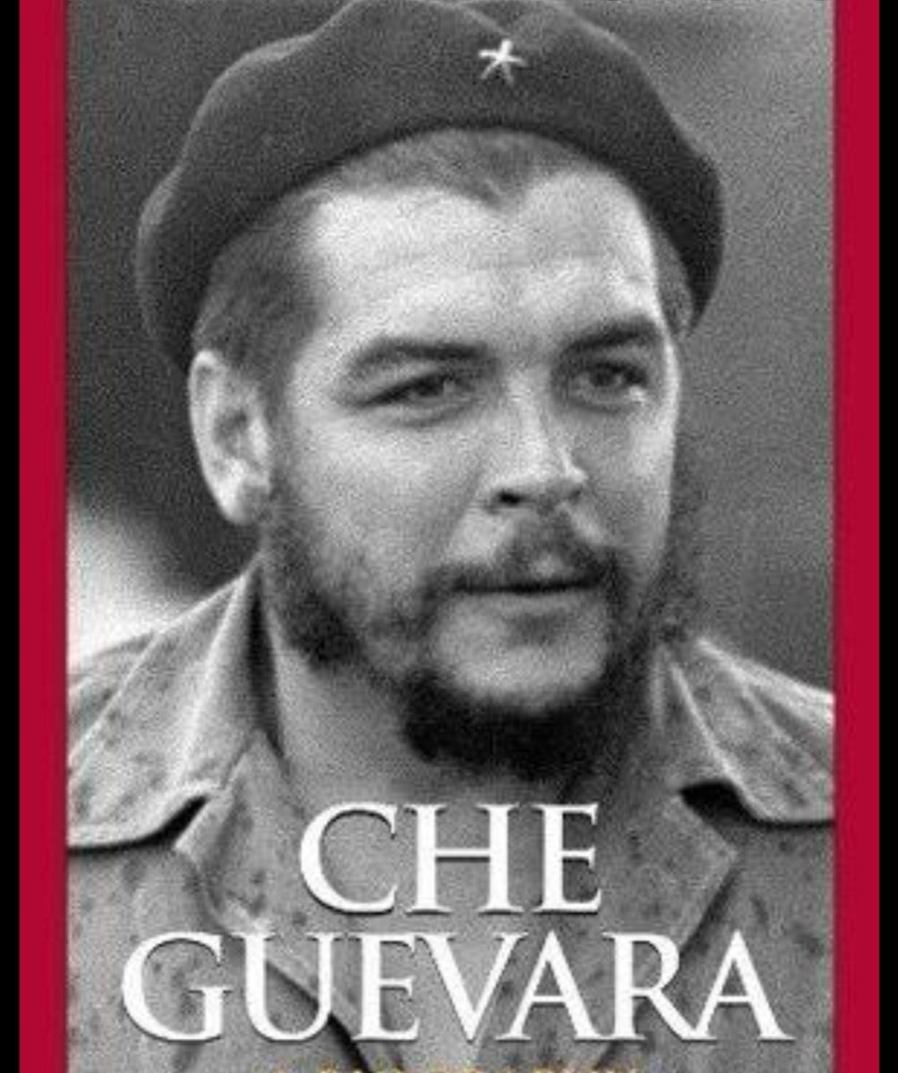 I am not a liberator. Liberators do not exist. People librate them selves From Che!